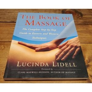 Other - The Book of Massage Lucinda Ludell
